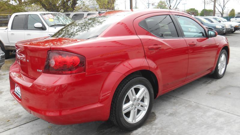 2012 Dodge Avenger for sale at Empire Auto Sales in Modesto CA