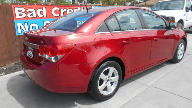 2014 Chevrolet Cruze for sale at Empire Auto Sales in Modesto CA