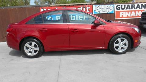 2014 Chevrolet Cruze for sale at Empire Auto Sales in Modesto CA