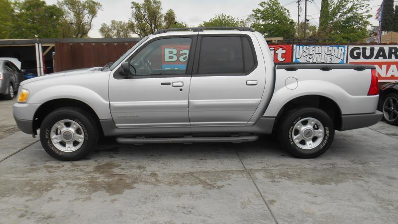 2001 Ford Explorer Sport Trac for sale at Empire Auto Sales in Modesto CA