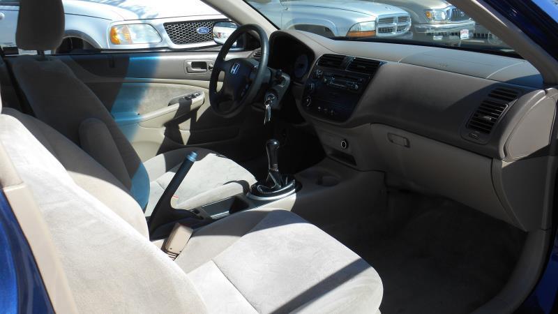 2001 Honda Civic for sale at Empire Auto Sales in Modesto CA