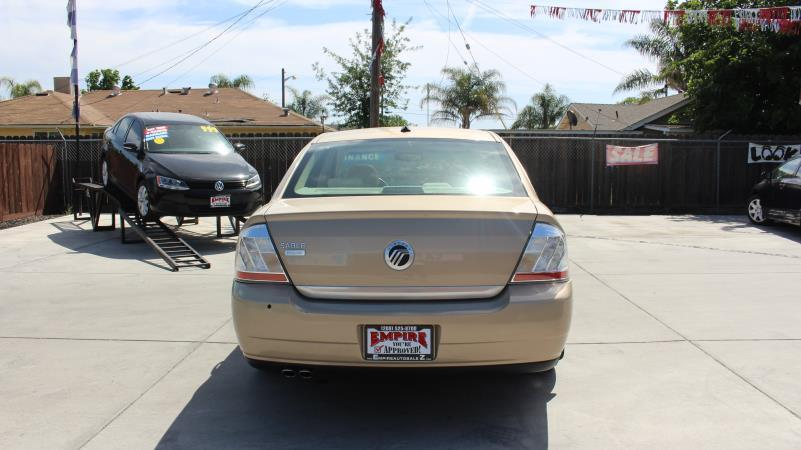 2008 Mercury Sable for sale at Empire Auto Sales in Modesto CA