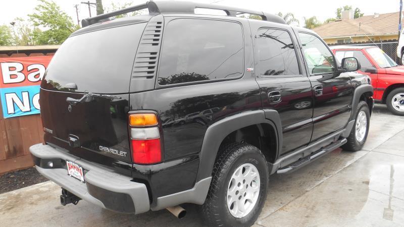 2005 Chevrolet Tahoe for sale at Empire Auto Sales in Modesto CA