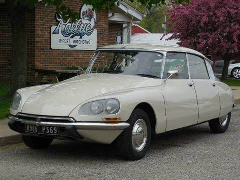 1972 Citroen D Model  for sale at Rallye Import Automotive Inc. in Midland MI