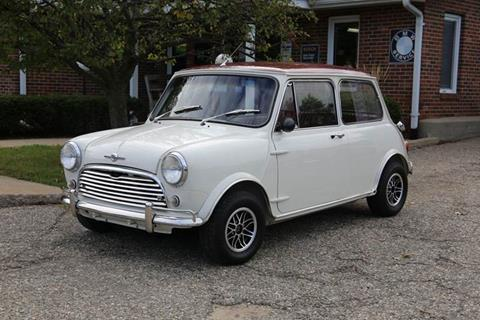 1968 MINI Cooper for sale at Rallye Import Automotive Inc. in Midland MI