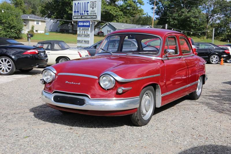 1961 Panhard PL17 for sale at Rallye Import Automotive Inc. in Midland MI
