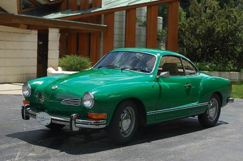 1973 Volkswagen Karmann Ghia for sale at Rallye Import Automotive Inc. in Midland MI