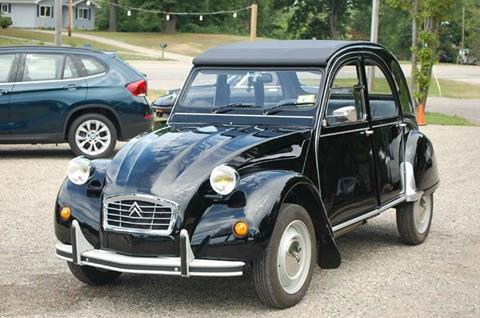 1981 CITROEN 2CV for sale at Rallye Import Automotive Inc. in Midland MI