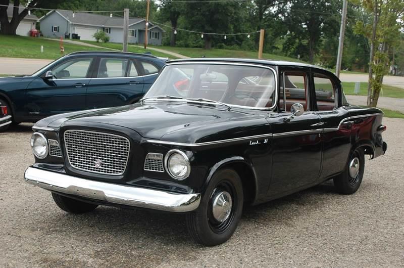 1960 Studebaker Lark for sale at Rallye Import Automotive Inc. in Midland MI