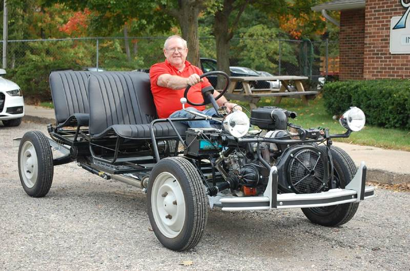 2016 Citroen 2CV Drivable Chassis for sale at Rallye Import Automotive Inc. in Midland MI
