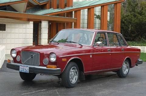 1974 Volvo 164e for sale at Rallye Import Automotive Inc. in Midland MI