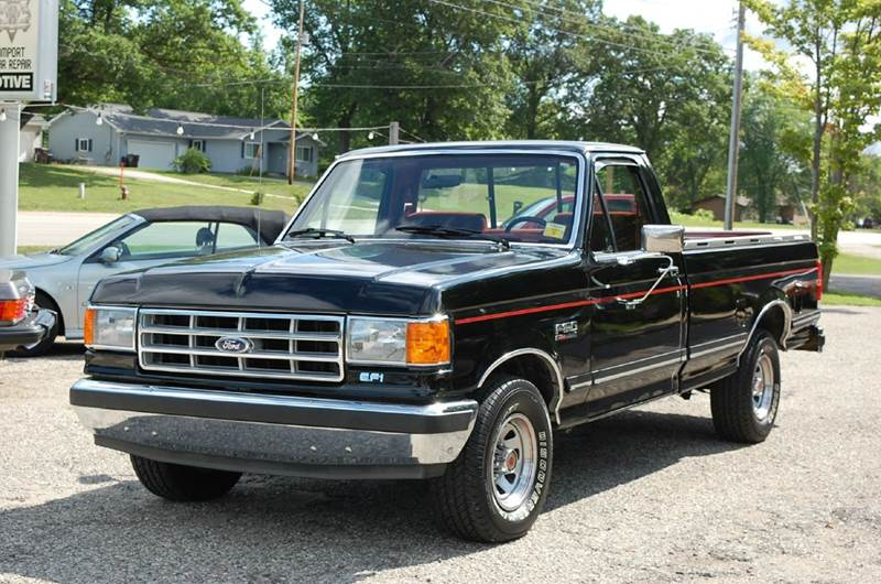 1987 Ford F-150 for sale at Rallye Import Automotive Inc. in Midland MI