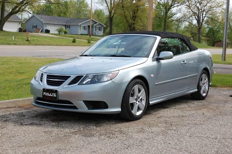2011 Saab 9-3 for sale at Rallye Import Automotive Inc. in Midland MI