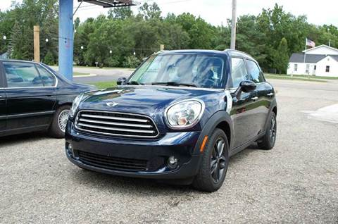 2014 MINI Countryman for sale at Rallye Import Automotive Inc. in Midland MI