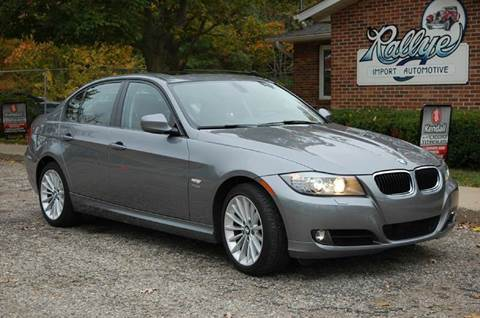 2011 BMW 3 Series for sale at Rallye Import Automotive Inc. in Midland MI