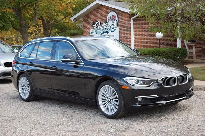 2014 BMW 3 Series for sale at Rallye Import Automotive Inc. in Midland MI