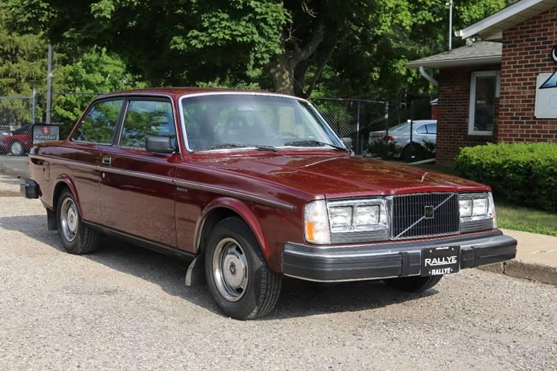 1982 Volvo 240 for sale at Rallye Import Automotive Inc. in Midland MI