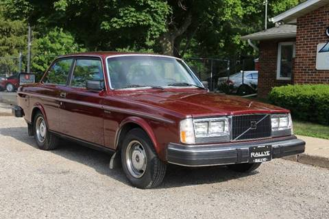 1982 Volvo 240 for sale at Rallye Import Automotive Inc. in Midland MI