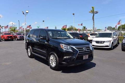 2015 Lexus GX 460 for sale in Miami, FL