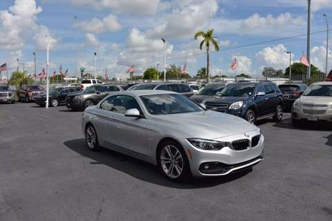 2018 BMW 4 Series for sale in Miami, FL