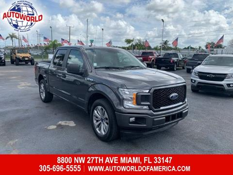 2018 Ford F-150 for sale in Miami, FL