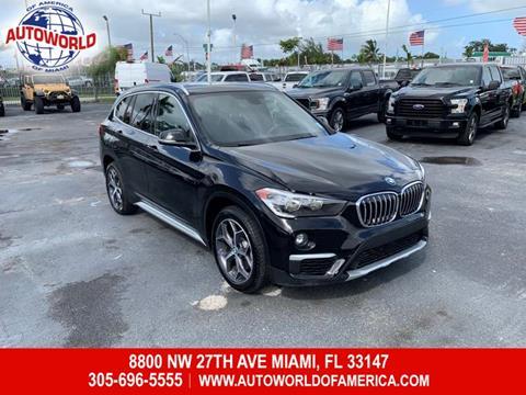 2018 BMW X1 for sale in Miami, FL