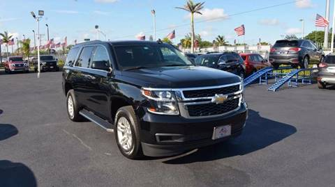 2016 Chevrolet Tahoe for sale in Miami, FL