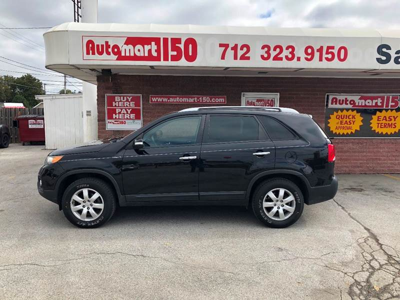 2011 Kia Sorento LX 4dr SUV   Council Bluffs IA