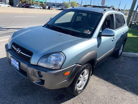 2007 Hyundai Tucson for sale at STATE AUTO SALES in Lodi NJ