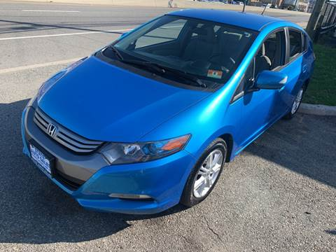 2010 Honda Insight for sale in Lodi, NJ