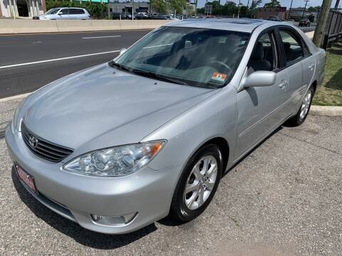 2005 Toyota Camry for sale at STATE AUTO SALES in Lodi NJ