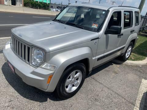 2009 Jeep Liberty for sale at STATE AUTO SALES in Lodi NJ