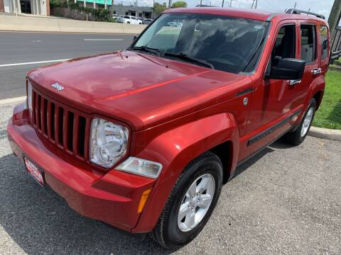 2009 Jeep Liberty for sale at STATE AUTO SALES in Lodi NJ
