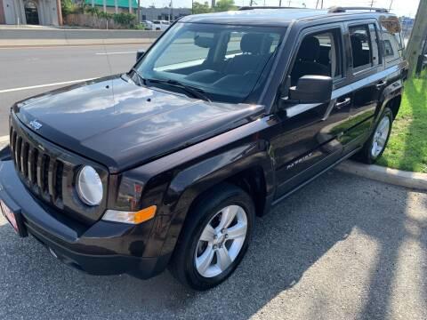 2014 Jeep Patriot for sale at STATE AUTO SALES in Lodi NJ
