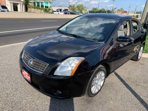 2007 Nissan Sentra for sale at STATE AUTO SALES in Lodi NJ