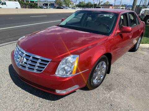 2009 Cadillac DTS for sale at STATE AUTO SALES in Lodi NJ