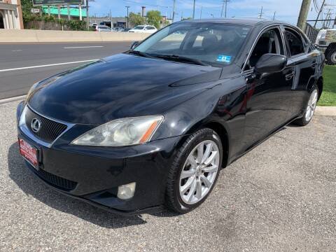 2007 Lexus IS 250 for sale at STATE AUTO SALES in Lodi NJ