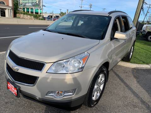 2010 Chevrolet Traverse for sale at STATE AUTO SALES in Lodi NJ