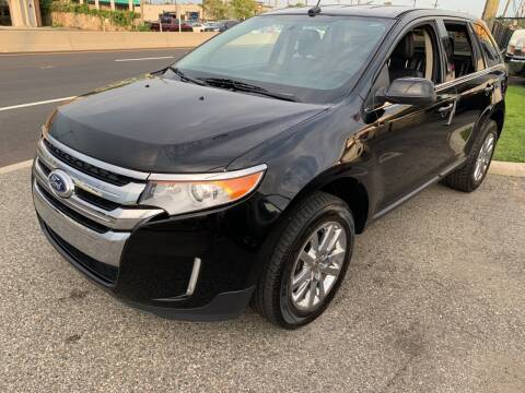 2012 Ford Edge for sale at STATE AUTO SALES in Lodi NJ