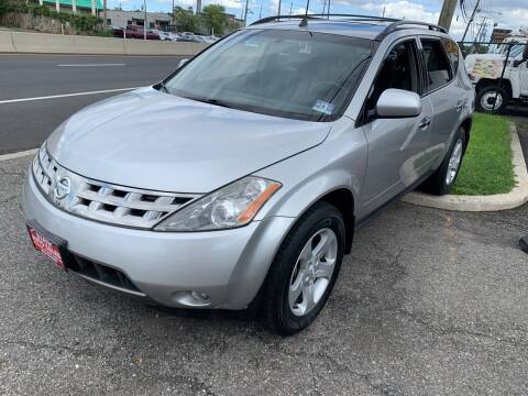 2004 Nissan Murano for sale at STATE AUTO SALES in Lodi NJ