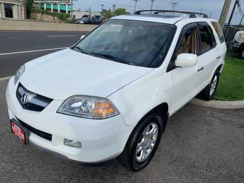 2006 Acura MDX for sale at STATE AUTO SALES in Lodi NJ