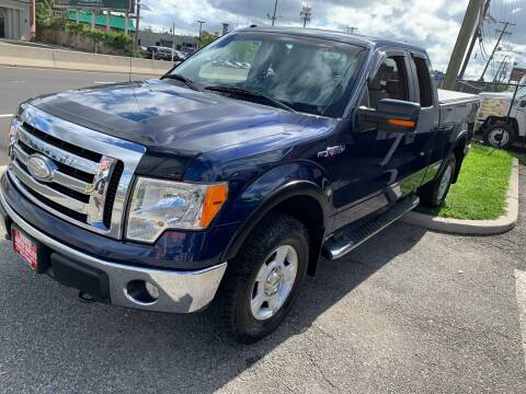 2009 Ford F-150 for sale at STATE AUTO SALES in Lodi NJ