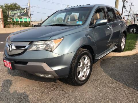 2007 Acura MDX for sale at STATE AUTO SALES in Lodi NJ