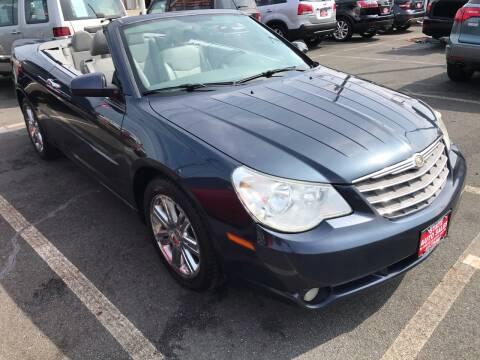 2008 Chrysler Sebring for sale at STATE AUTO SALES in Lodi NJ