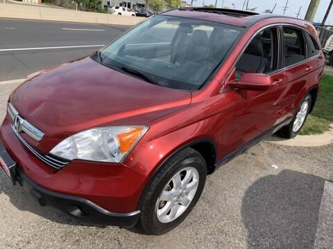 2008 Honda CR-V for sale at STATE AUTO SALES in Lodi NJ