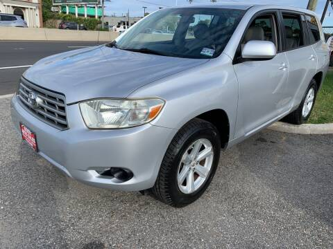 2008 Toyota Highlander for sale at STATE AUTO SALES in Lodi NJ