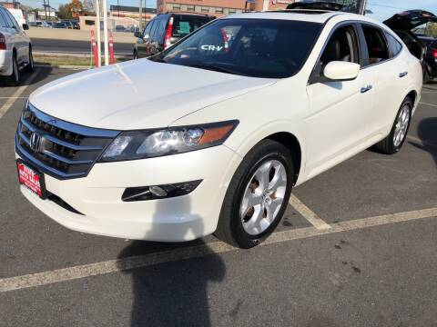 2010 Honda Accord Crosstour for sale at STATE AUTO SALES in Lodi NJ