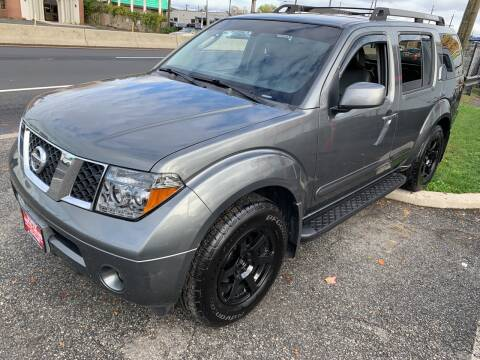 2006 Nissan Pathfinder for sale at STATE AUTO SALES in Lodi NJ