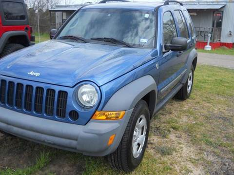2006 Jeep Liberty for sale in Gilmer, TX