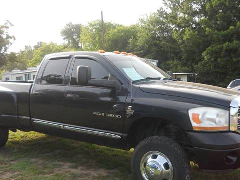 Dodge Ram Pickup 3500 For Sale - Carsforsale.com®